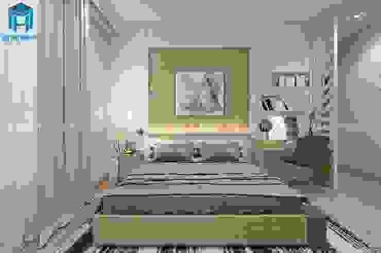 Designer: tối giản  by Công ty TNHH Nội Thất Mạnh Hệ, Tối giản Đá sa thạch