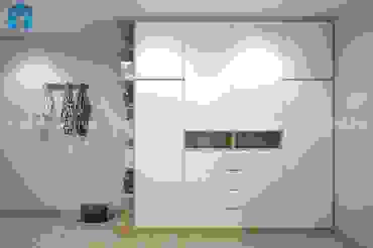 Designer: tối giản  by Công ty TNHH Nội Thất Mạnh Hệ, Tối giản