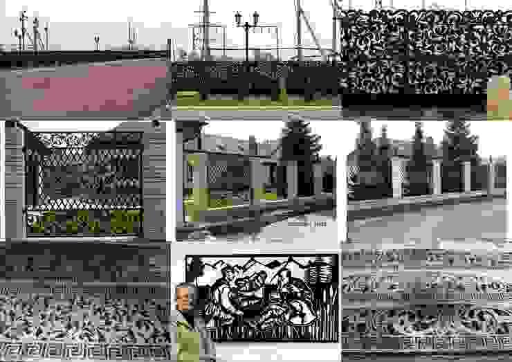 by Производственная фирма 'Живая Сталь' Iндустріальний Залізо / сталь