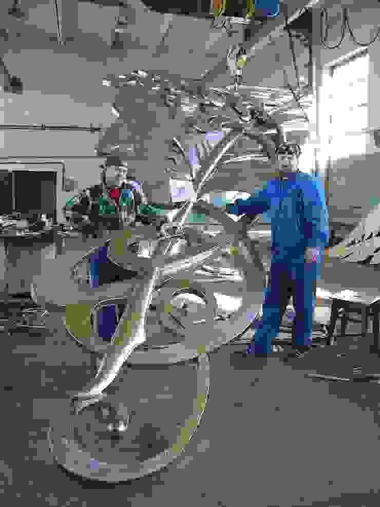 Classic museums by Производственная фирма 'Живая Сталь' Classic Iron/Steel