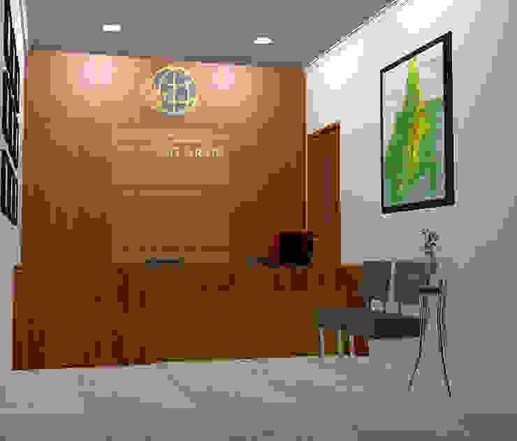 Gedung Arsip ATR/BPN Kab. Tanah Bumbu Oleh Firsandi Architect Studio