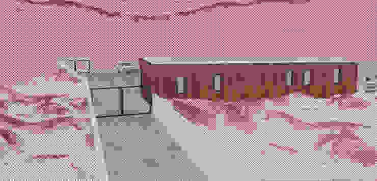 Museo mina San José Casas de estilo industrial de Materia prima arquitectos Industrial