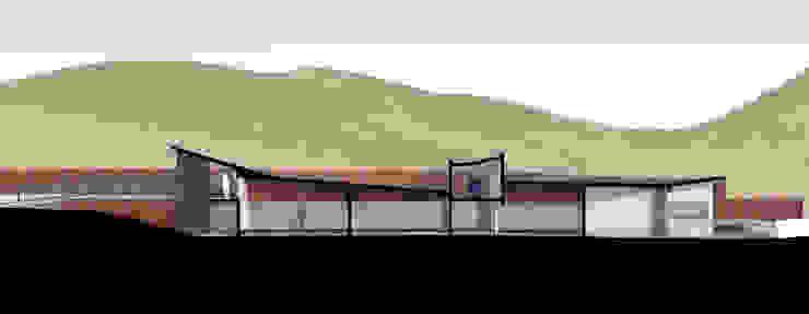 Museo mina San José Oficinas y bibliotecas de estilo industrial de Materia prima arquitectos Industrial
