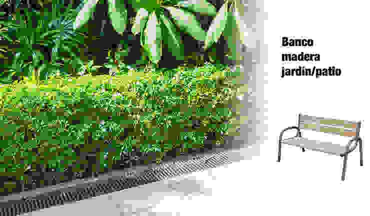 ferrOkey - Cadena online de Ferretería y Bricolaje Garden Furniture Wood Brown