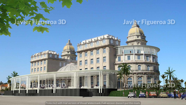 by Javier Figueroa 3D Classic