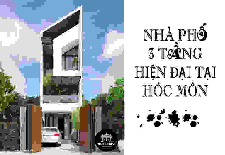 Top Mẫu Nhà Phố Đẹp 2019 bởi NEOHouse