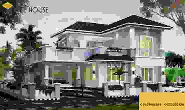 Thiết kế nội thất biệt thự trọn gói chuyên nghiệp - Nội Thất My House: hiện đại  by Nội Thất My House, Hiện đại