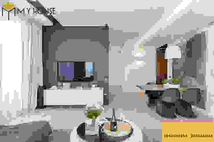 Thiết kế nội thất biệt thự trọn gói chuyên nghiệp – Nội Thất My House: hiện đại  by Nội Thất My House, Hiện đại