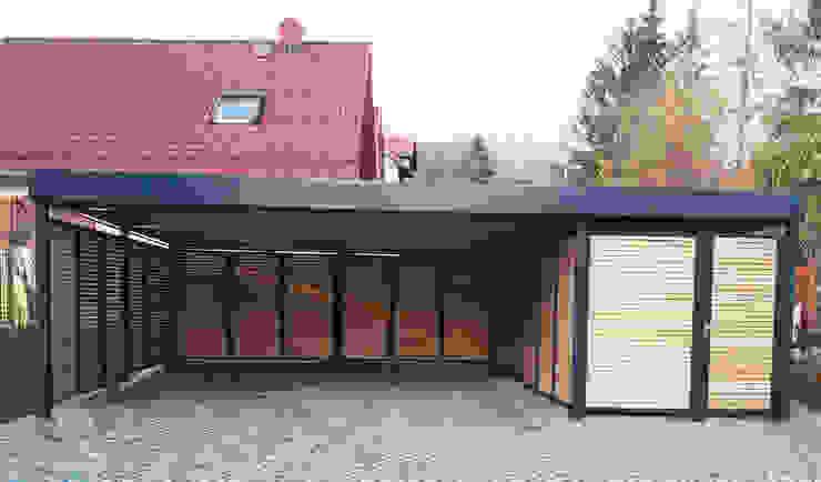 by Siebau Raumsysteme GmbH & Co KG Modern Iron/Steel