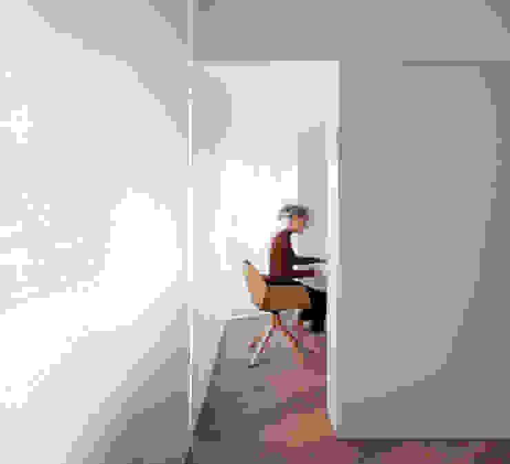 Mediterranean style study/office by Balzar Arquitectos Mediterranean