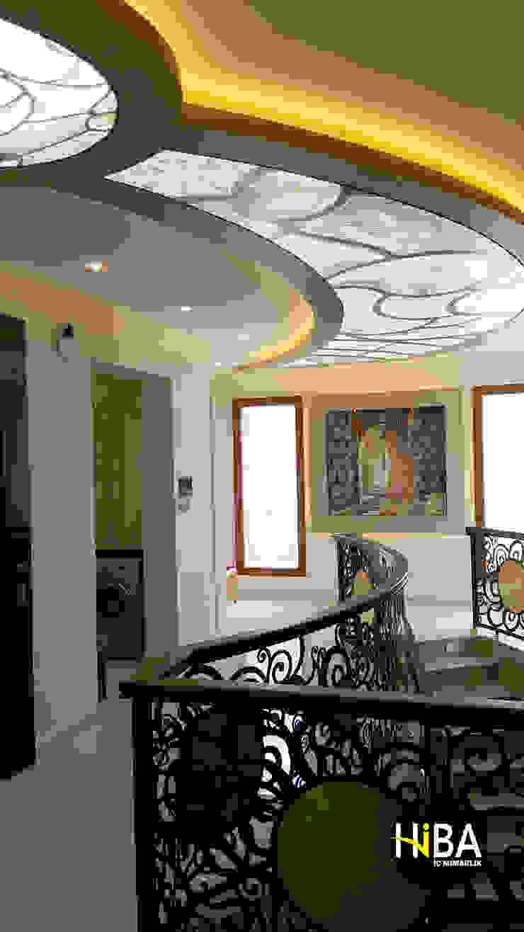 Hiba iç mimarik Koridor & Tangga Klasik