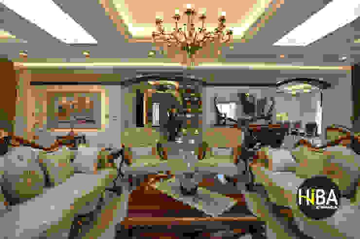 Hiba iç mimarik Ruang Keluarga Klasik