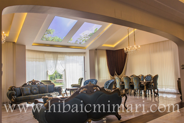 Hiba iç mimarik Classic style dining room