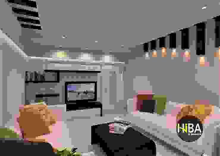 Hiba iç mimarik Modern living room