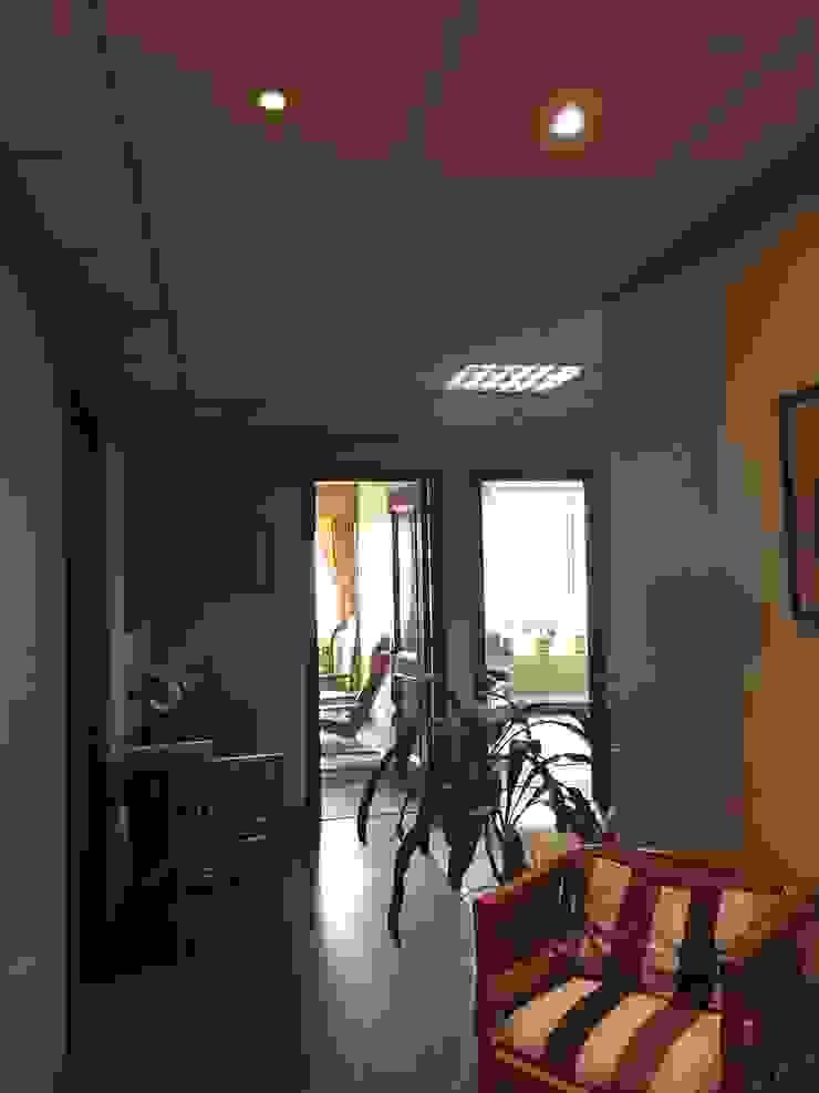 ANTES / SALA DE ESPERA de Estudio Arquitectura y construccion PR/ Remodelaciones y Diseño de interiores / Santiago, Rancagua y Viña del mar Moderno