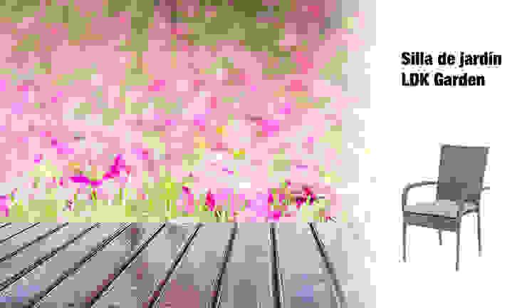 ferrOkey - Cadena online de Ferretería y Bricolaje Garden Furniture Rattan/Wicker Brown