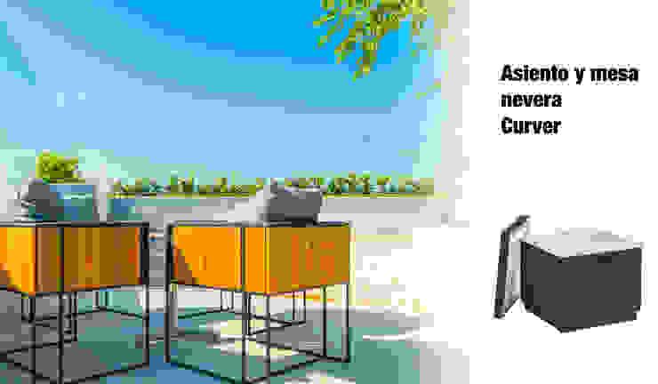 ferrOkey - Cadena online de Ferretería y Bricolaje Garden Furniture Synthetic Brown