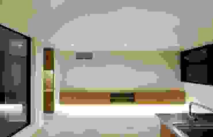 ห้องอ่านหนังสือและห้องทำงาน โดย Fabiana Ordoqui  Arquitectura y Diseño.   Rosario | Funes |Roldán,