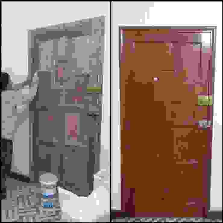 mantenimiento de madera de servi colors paco