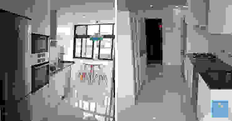 Modern Kitchen by Obr&Lar - Remodelação de Interiores Modern