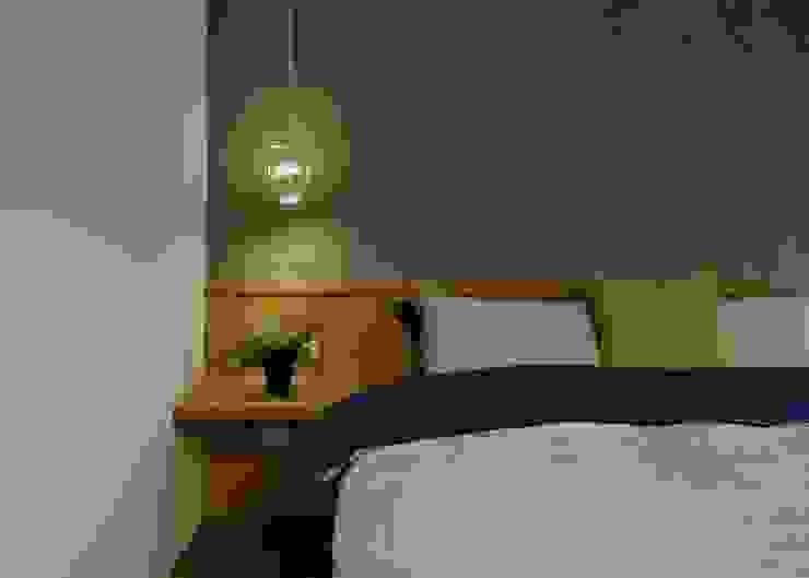 臨沂街-輕工業風 星葉室內裝修有限公司 臥室