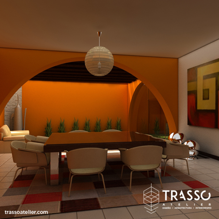 by TRASSO ATELIER Rustic