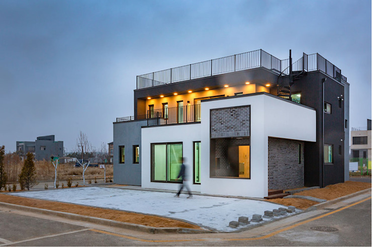 한글주택(주) Modern