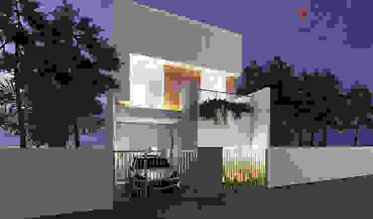 Tomang Residence Oleh PT VISIO GEMILANG ABADI Skandinavia Batu Bata