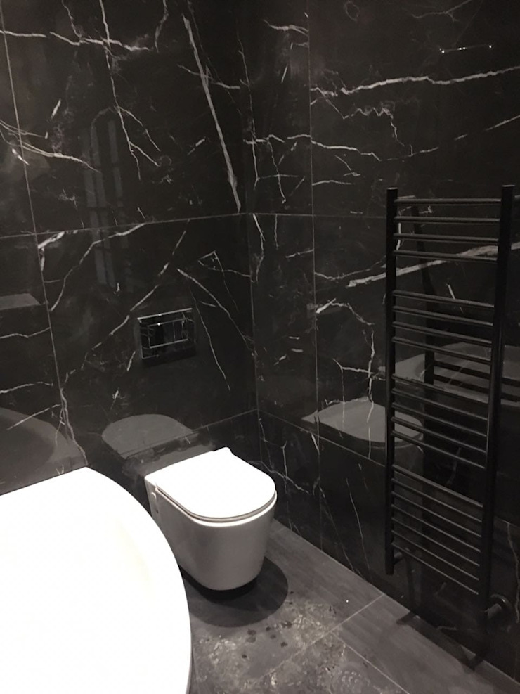 Bathroom Renovations Modern bathroom by Beton Haus (PTY) LTD Modern