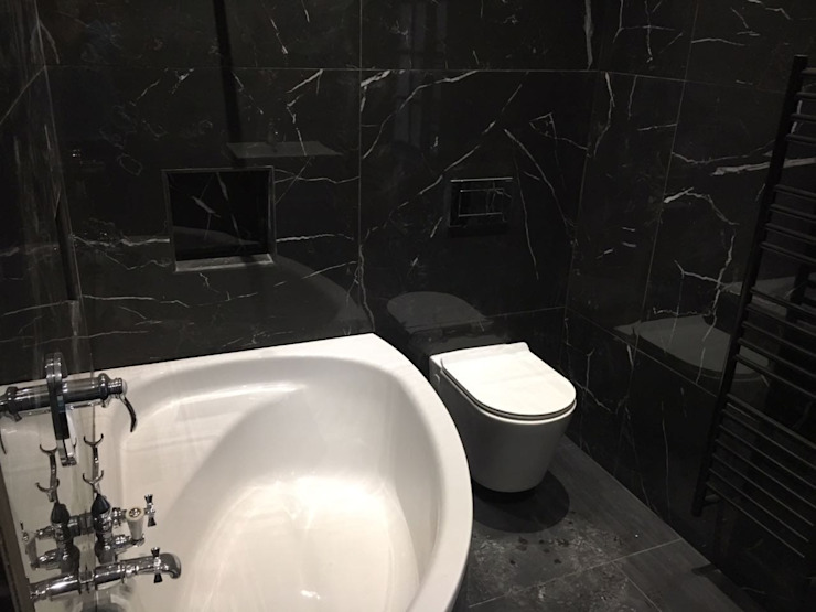 Beton Haus (PTY) LTD Modern style bathrooms