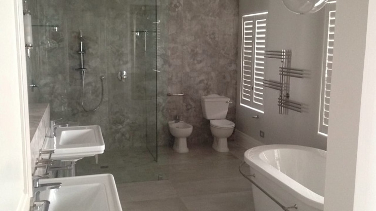 Beton Haus (PTY) LTD Modern bathroom