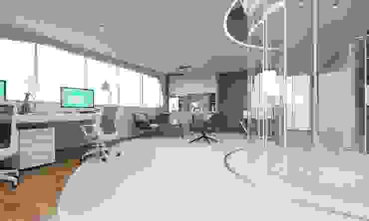Ares Tersanecilik Mobilya Fabrikası Ofis VERO CONCEPT MİMARLIK Modern