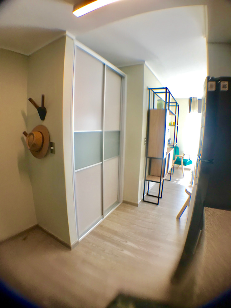 DESPUÉS | STUDIO VALPARAISO de Kaa Interior | Arquitectura de Interior | Santiago