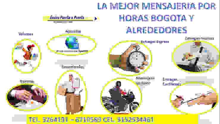 MENSAJERIA de ENVIOS PUERTA A PUERTA EXPRESS