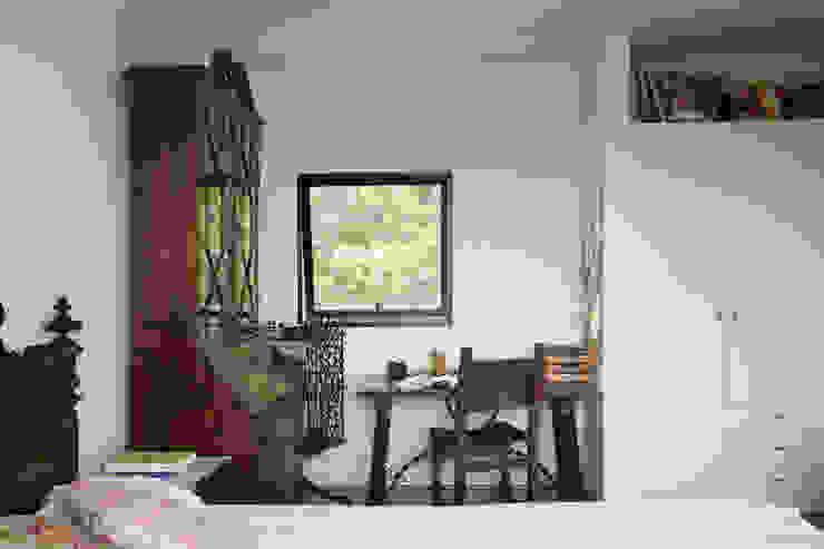 Vivienda Ecoloft Curicó Oficinas y bibliotecas de estilo moderno de INFINISKI Moderno
