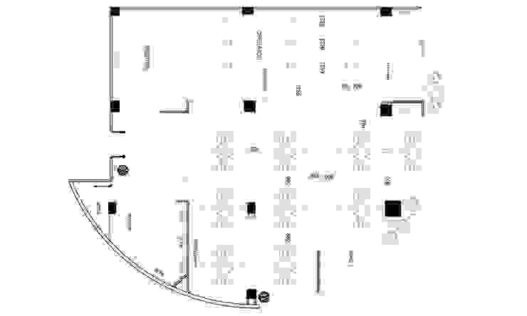 thiết kế nội thất văn phòng hiện đại HCM travel 2 Pay: hiện đại  by công ty thiết kế văn phòng hiện đại CEEB, Hiện đại