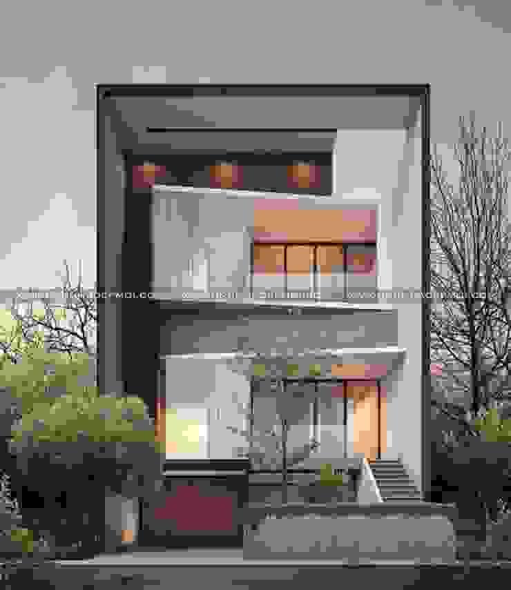 Những mẫu nhà đẹp hiện đại – xu hướng làm nhà 2019 bởi Công ty xây dựng nhà đẹp mới