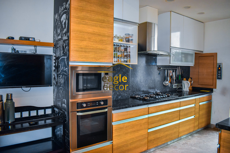 residential by Eagle Decor Modern Plywood