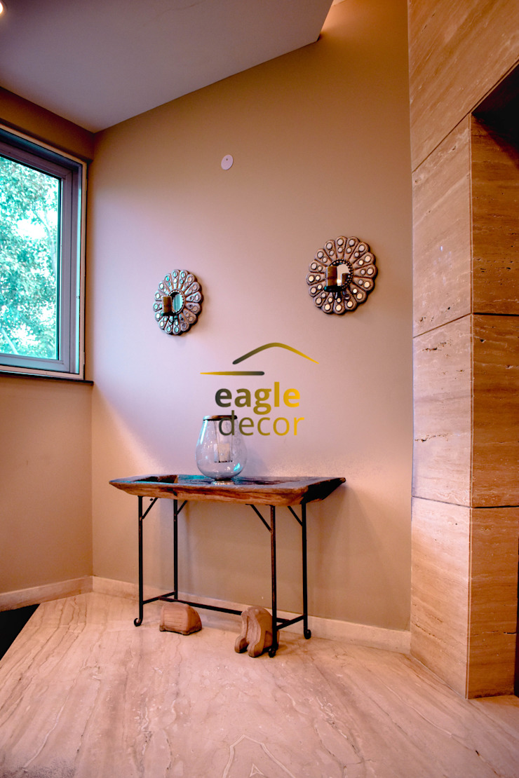 residential : modern  by Eagle Decor,Modern Solid Wood Multicolored