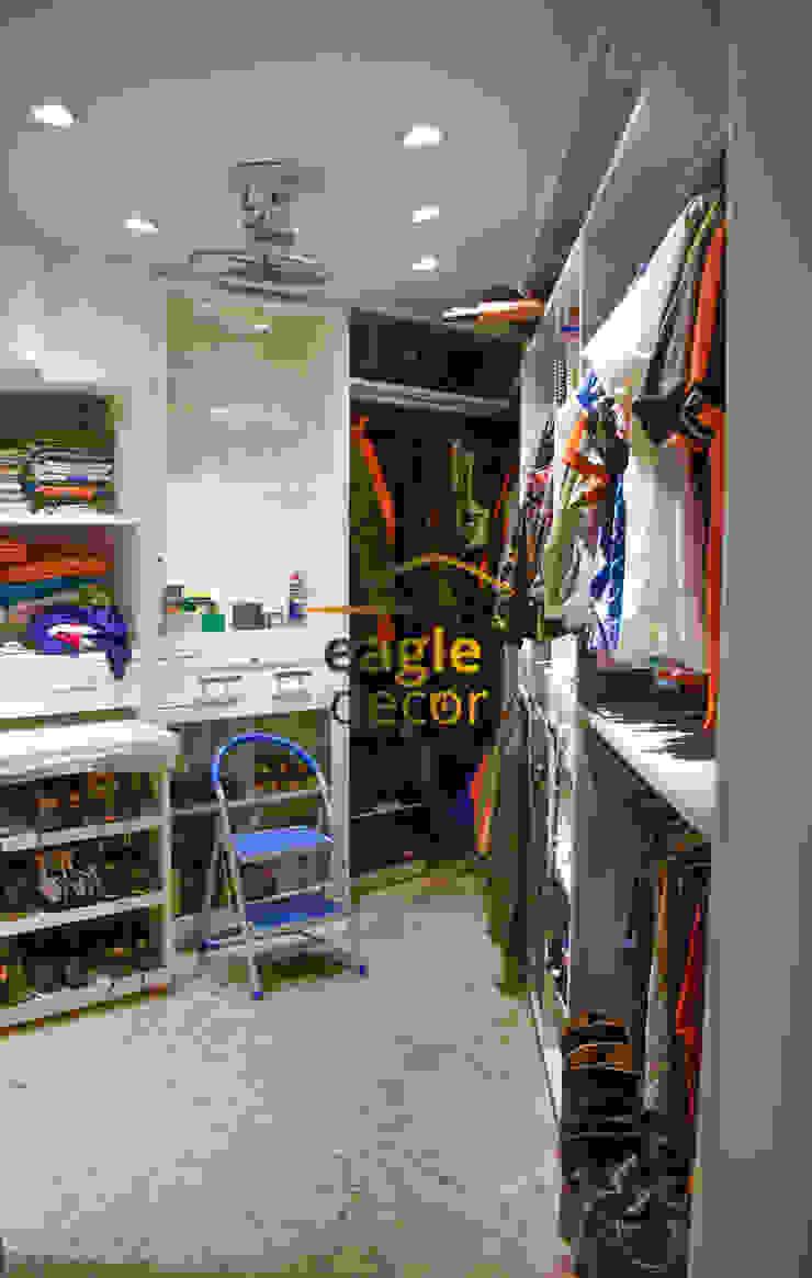 residential Modern dressing room by Eagle Decor Modern Plywood