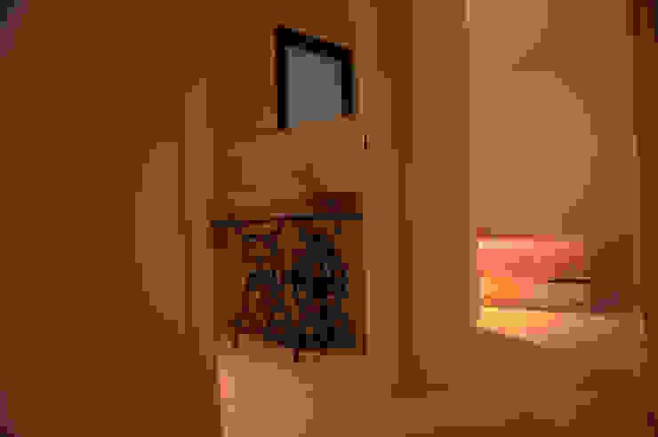Baño Casa Eco Menta Baños de estilo moderno de INFINISKI Moderno