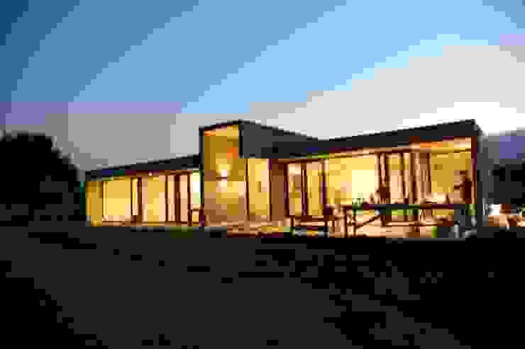 Casa Hijuelas MMAD studio - arquitectura interiorismo & mobiliario - Casas unifamiliares
