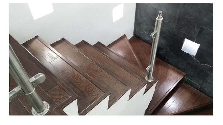 Stairs by BAUS arquitectos, Modern