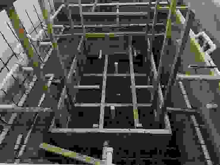 Construcción de Tina de Hidromasaje de D&C Hogar Moderno