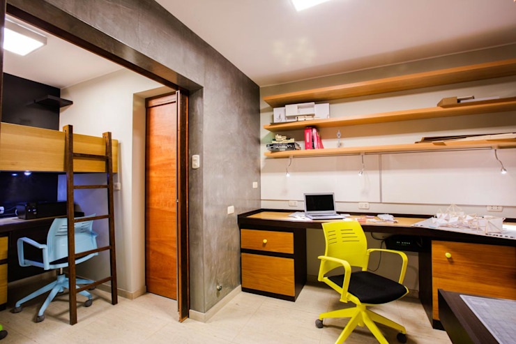 WeisCoello Arquitectos Oficinas
