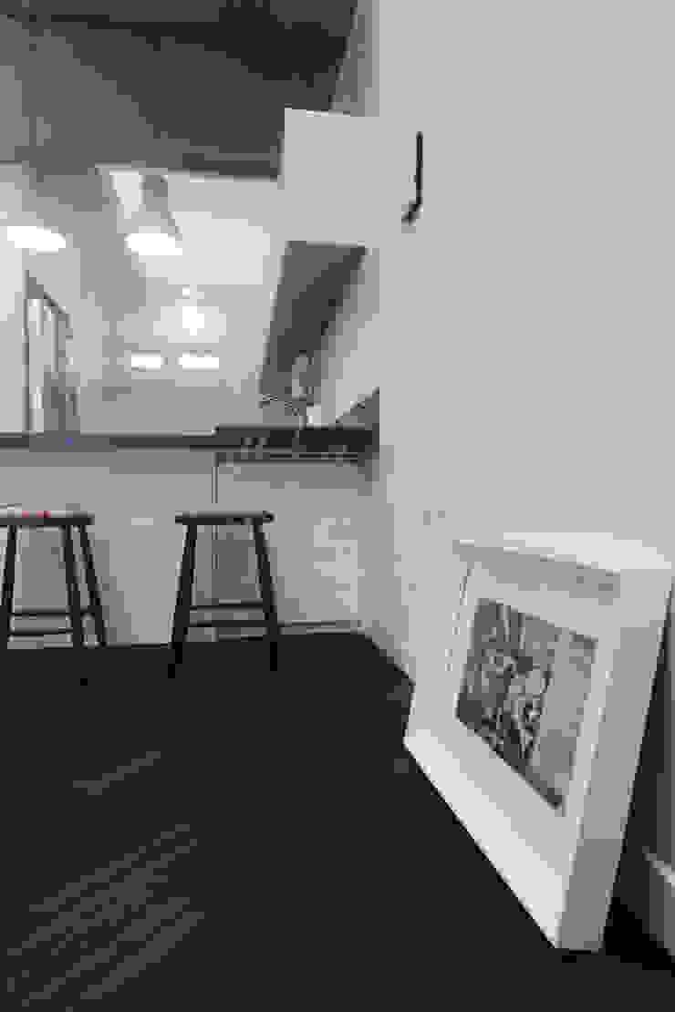 금곡동 청솔마을 공무원 아파트 5단지 24평형 인테리어 모던스타일 주방 by 블랑브러쉬 모던