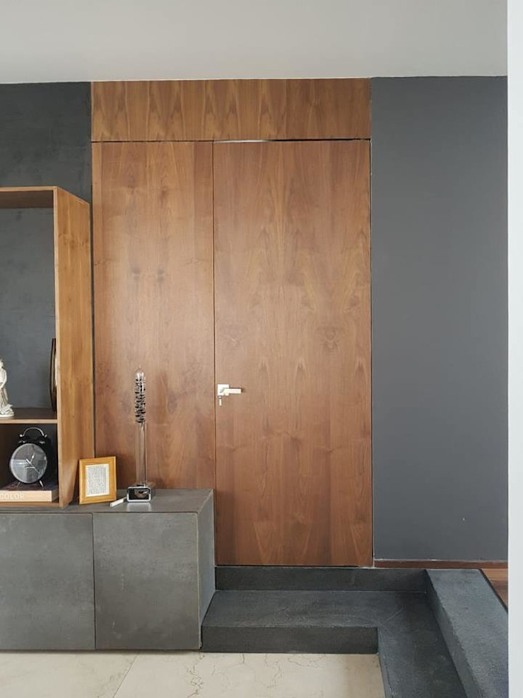 Brenno il mobile Minimalist style doors Wood Brown