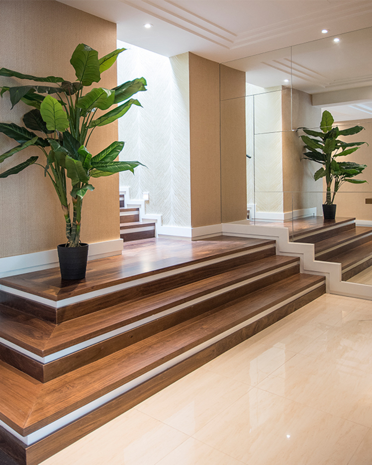 Stair Design by Design Intervention by Design Intervention Colonial