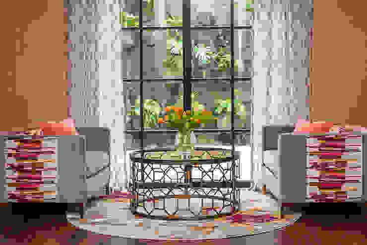 Bespoke Furniture by Design Intervention Colonial style living room by Design Intervention Colonial