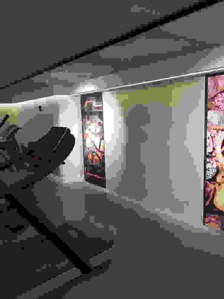 Modern gym by MODULAR HOME Modern
